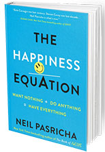 The Happiness Equation - Neil Pasricha - QNET Conference 2021