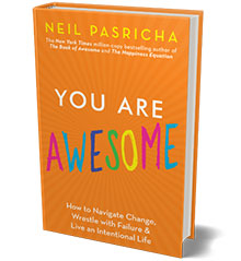 You Are Awesome - Neil Pasricha - QNET Conference 2021